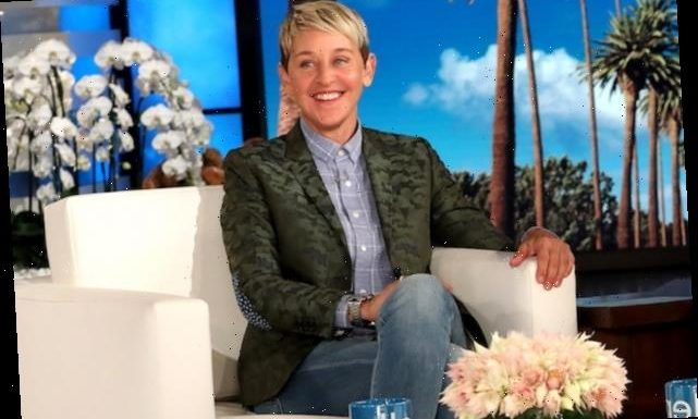 Ellen DeGeneres Tests Positive for COVID-19, Halts Talk Show Production