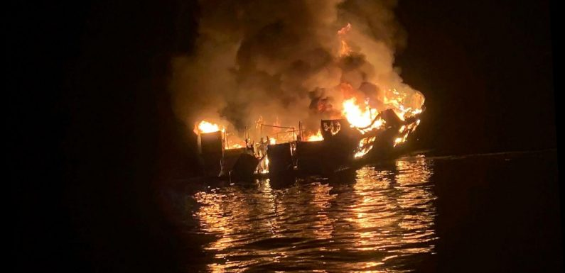 Captain of Dive Boat Conception Charged with 34 Counts of Manslaughter After Deadly Vessel Fire