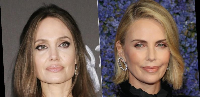 The truth about Charlize Theron and Angelina Jolie's feud