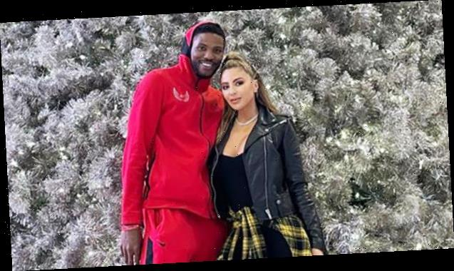 Larsa Pippen, 46, & Malik Beasley, 24, Celebrate 1st Christmas Together With Cozy Pic