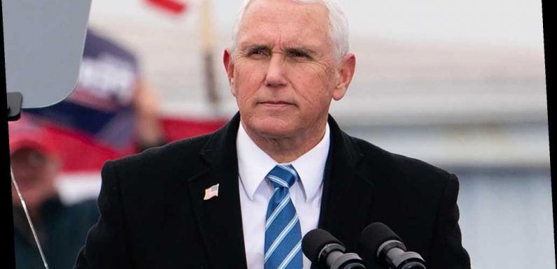 Vice President Pence to receive COVID-19 vaccine