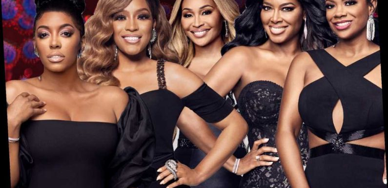'Real Housewives of Atlanta' resumes filming with new COVID-19 rules