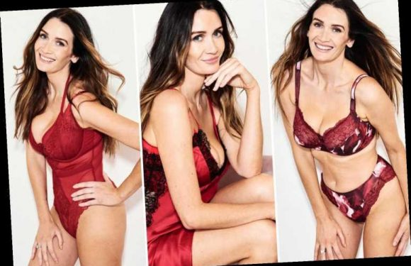 Peta Todd gives her pick of the red lingerie women REALLY want to find in their stocking this Christmas