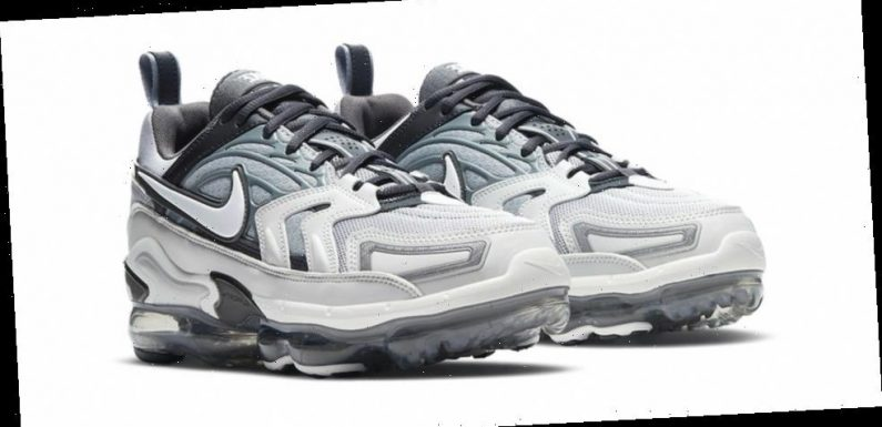 """The Nike Air VaporMax EVO Receives a """"Wolf Grey"""" Colorway"""