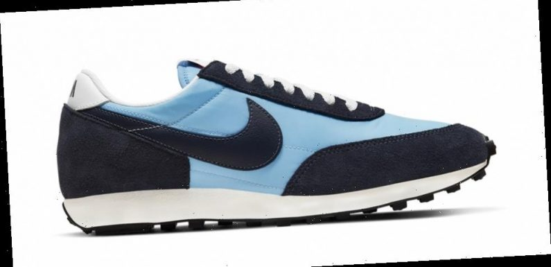"""Nike Daybreak Arrives in Cool-Toned """"Armory Blue"""""""