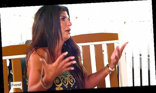 'RHONJ' Trailer: Teresa Giudice & Joe Gorga Engage In Epic Feud As Cheating Rumors Surface