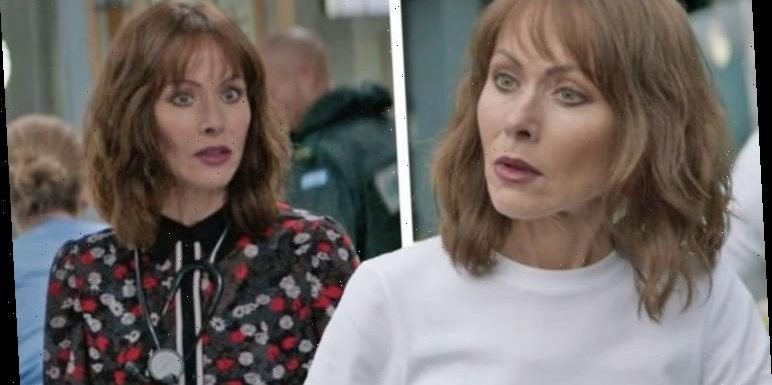 Casualty spoilers: Connie Beauchamp reaches 'breaking point' after career-changing news