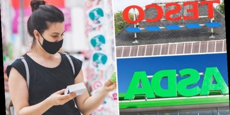 Tesco, Asda, Aldi, Lidl issue shopping restriction rules – covid product limits update