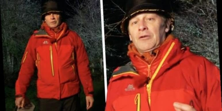 Chris Packham leaves Winterwatch viewers distracted by appearance