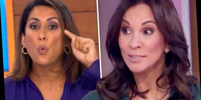 Andrea McLean talks why some Loose Women stars don't work with others amid Saira Khan jibe