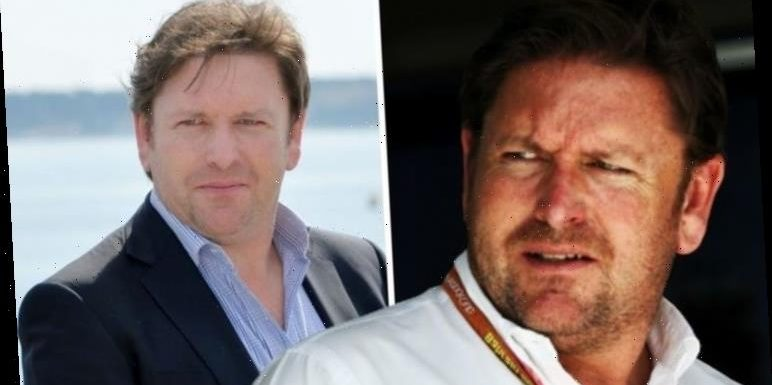 James Martin issues warning after fans contacted by fake accounts 'Please do not interact'