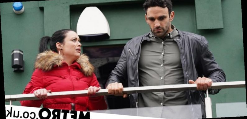 Spoilers:  EastEnders star confirms romance for Whitney and Kush