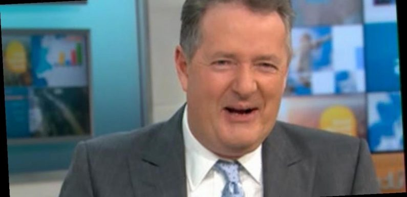 Piers Morgan mocks Holly Willoughby as he takes swipe at This Morning's awards