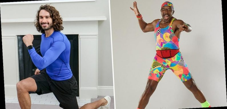 Mr Motivator takes aim at Joe Wicks and says 'people like my work outs more'