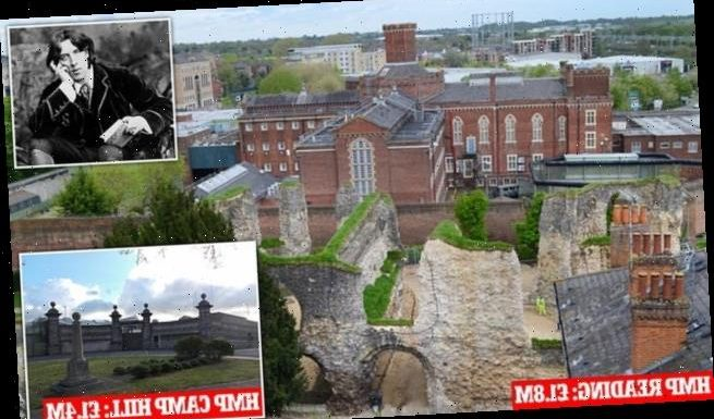 Taxpayers have been left paying £3.2m to secure two disused jails