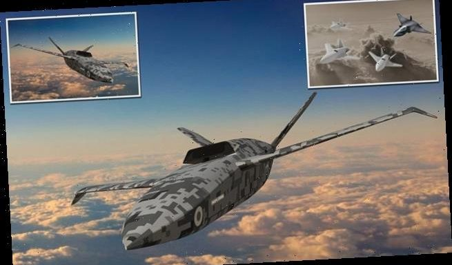 RAF to start production of high-speed unmanned drone prototype