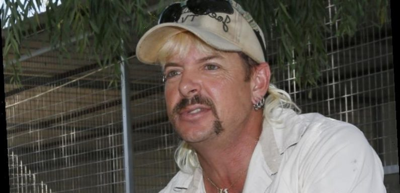 Inside the stretch limo where Tiger King star Joe Exotic's team waited for a pardon that never came