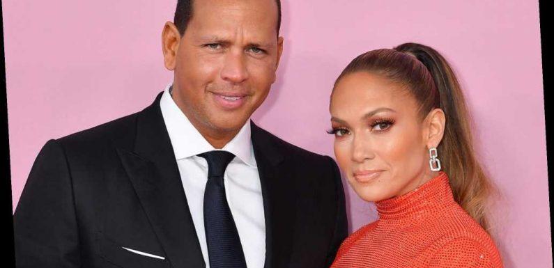 Jennifer Lopez says Alex Rodriguez steals her beauty products