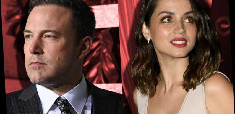 Inside details on Ben Affleck and Ana de Armas' split