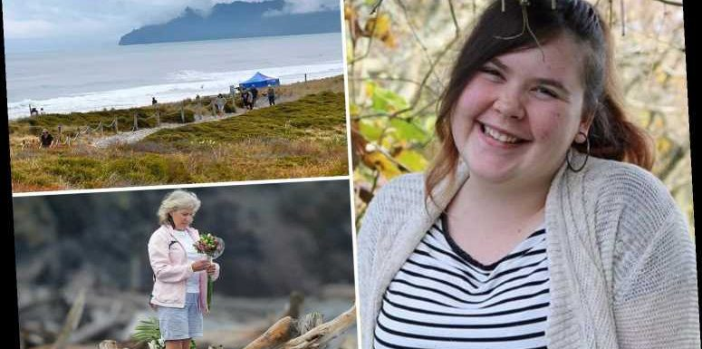 New Zealand shark attack – Woman, 19, mauled to death by Great White as witness reveals moment beast pulled her under