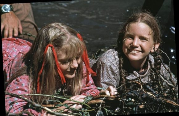 'Little House on the Prairie': Melissa Gilbert and Alison Arngrim Really 'Beat the Crap Out of Each Other' in This Iconic Laura and Nellie Fight Scene