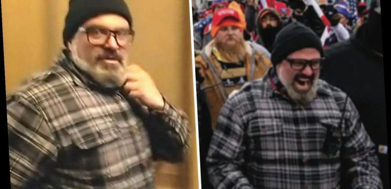 Proud Boys leader Joseph Biggs filmed yelling 'this is awesome' during Capitol siege is arrested by FBI