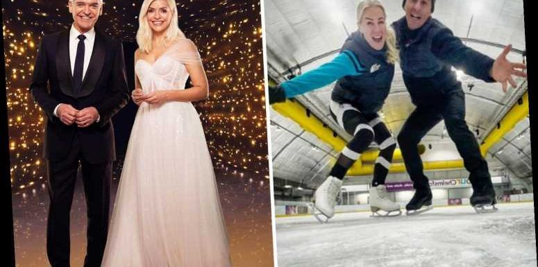 Dancing On Ice's Matt Evers reveals dramatic Covid-secure changes on show to ensure it makes it on air this weekend