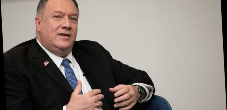 Mike Pompeo reveals intel that may link China lab to COVID-19 outbreak