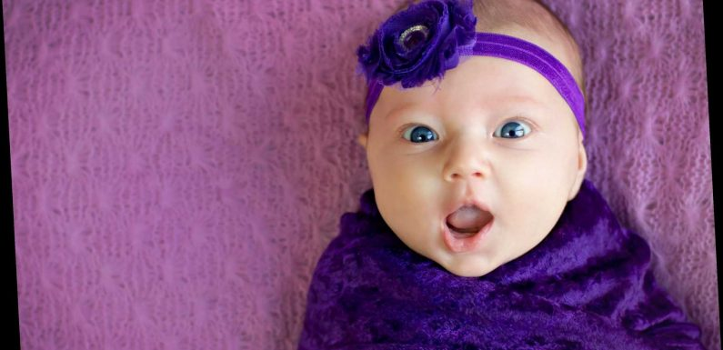 Most popular baby names worldwide revealed – and Olivia and Oliver don't get a look in