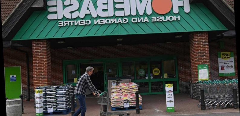 Is Homebase open during lockdown 3? Opening times and advice