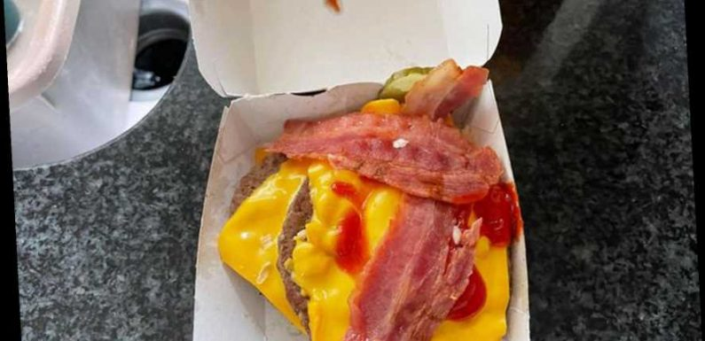 McDonald's customer places bizarre food orders to see if customising actually works