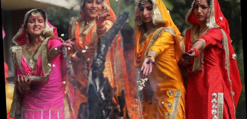 Happy Lohri 2021: Images, wishes and songs to share for the festival