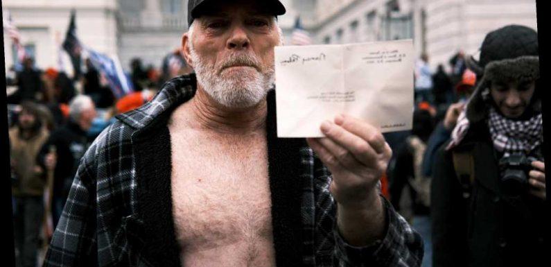 Federal judge reverses bail for accused Capitol rioter Richard Barnett