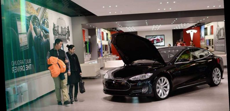 Tesla will soon reportedly design cars that appeal to Chinese tastes