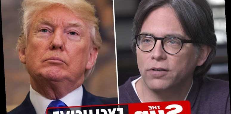 Nxivm sex cult boss Keith Raniere begs for PARDON from Donald Trump claiming they are both 'victims' of 'fake news'