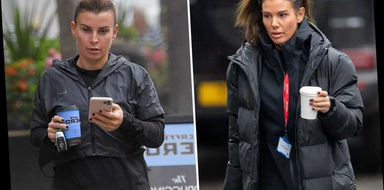 Coleen Rooney and Rebekah Vardy will hold peace talks in last-ditch bid to avoid Wagatha Christie court showdown
