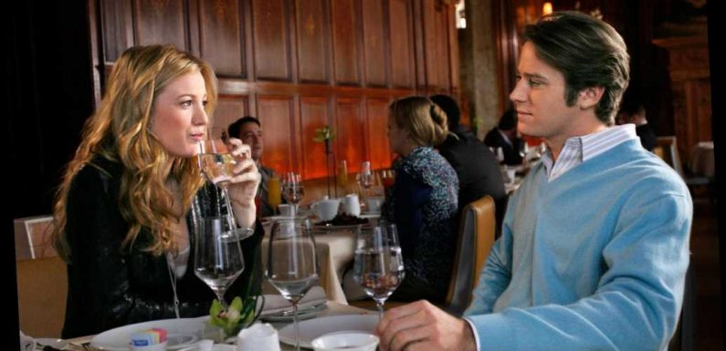 Armie Hammer once hinted he was fired from 'Gossip Girl'