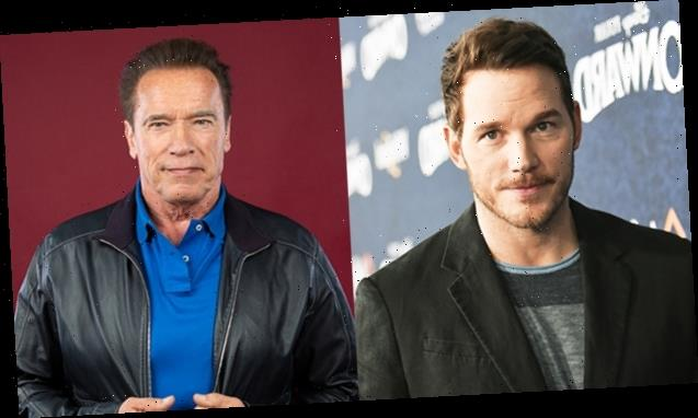Chris Pratt Is Mistaken For Chris Evans By His Father-In-Law, Arnold Schwarzenegger, In Hilarious Video