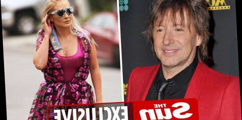 Bon Jovi's Richie Sambora and ex Nikki Lund release love song together as they put past behind them after nasty split