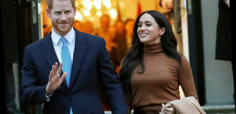 Megxit was the 'biggest sellout' in royal history with Meghan and Harry 'catastrophic' for the family, expert claims