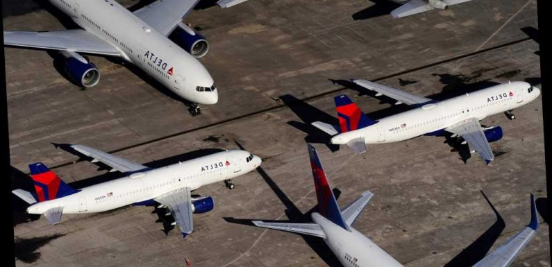 Delta bans firearms from DC-bound luggage ahead of Biden inauguration