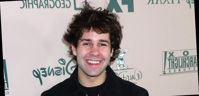 David Dobrik Recalls Encounter When a Man Trespassed & Went Into His Bedroom