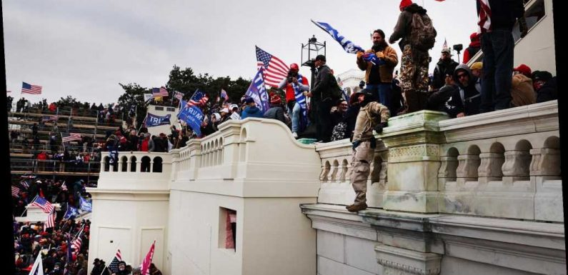 Florida firefighter under investigation for role in Capitol siege