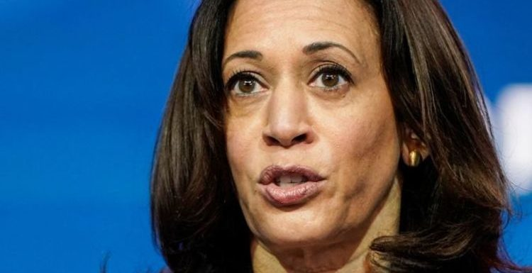 Kamala Harris fury as Democrat 'demands staff stand up when she walks into room'