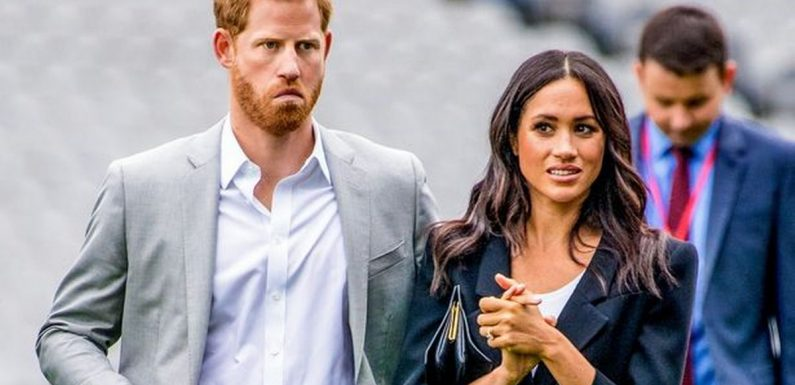Meghan and Harry 'distance' themselves from Megxit 'to agree new deal'