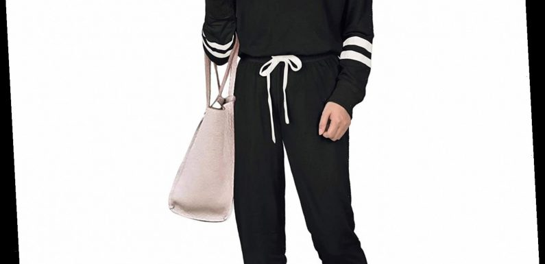 Amazon Shoppers Can't Stop Buying This $34 Loungewear Set