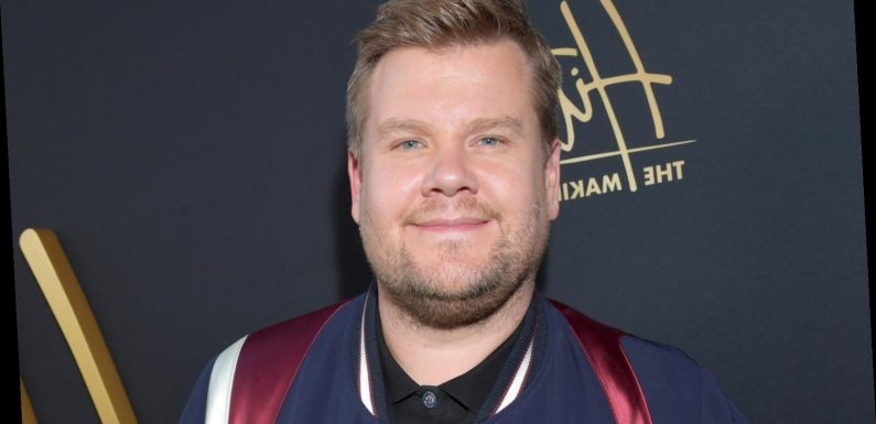The Real Meaning Behind James Corden's Only Tattoo