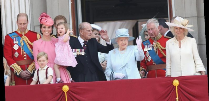 20 of the royal family's sweet and unusual nicknames revealed