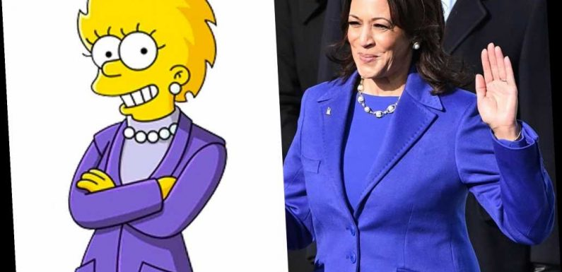 Did 'The Simpsons' predict Kamala Harris becoming Vice President?