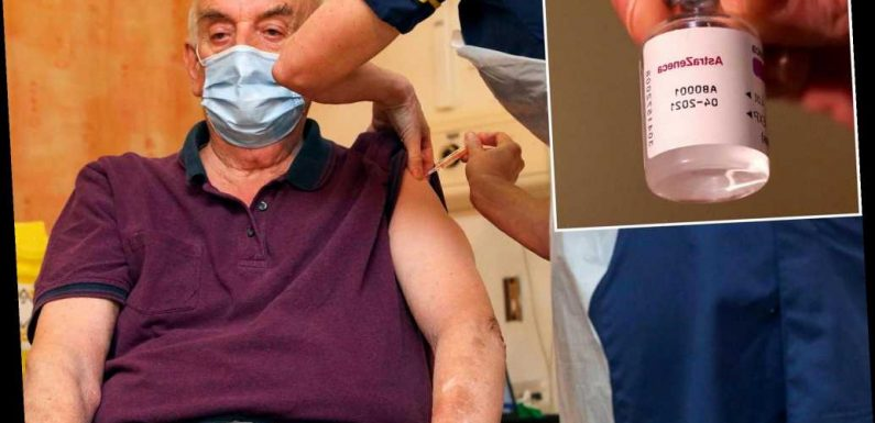 UK man, 82, is first to get AstraZeneca/Oxford COVID-19 vaccine